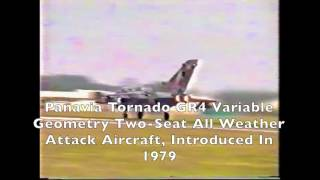 The Royal International Air Tattoo At Fairford 1989-Video Quality Not Brilliant