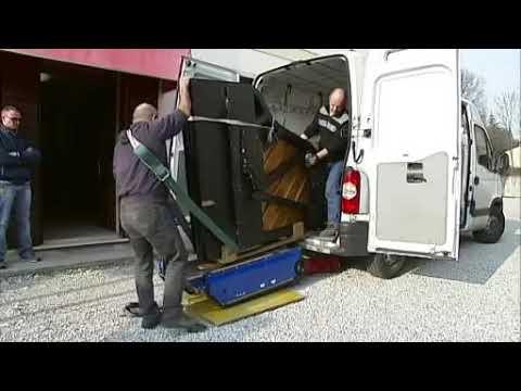 Chariot monte escalier à chenilles - DUMATOS LOCATION Chariot monte escalier à chenilles - DUMATOS LOCATION