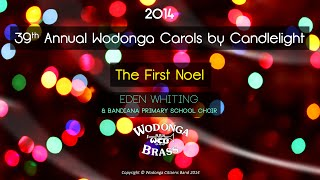 preview picture of video 'Wodonga Brass - The First Noel'