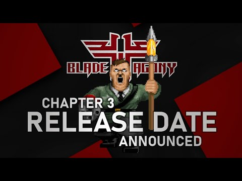 The final version of the free FPS, Wolfenstein: Blade of Agony, is out now with Chapter 3