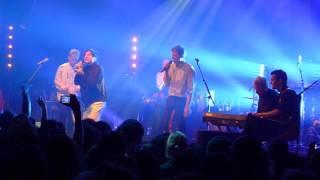 """F.F.S (Franz Ferdinand & Sparks) """"So Desu Ne"""" live @ Bataclan Paris 26/06/2015"""
