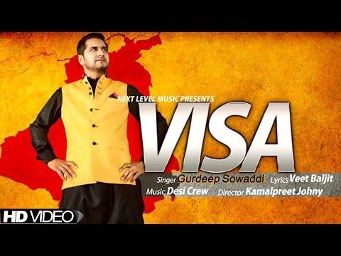 Visa  Gurdeep Sowaddi