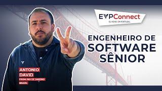 EVPConnect | Antonio David | Engenheiro de Software Sénior