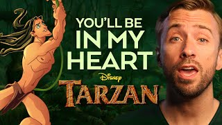 You'll be in my heart - Peter Hollens feat. Bryan Lanning
