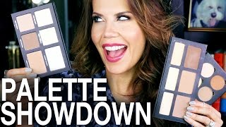 CONTOUR PALETTE SHOWDOWN | Hot or Not