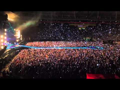 Coldplay A Sky Full Of Stars Live In Buenos Aires