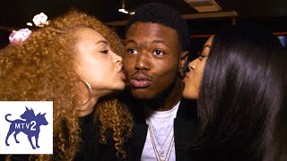 Wild 'N Out Girls' Fate is Sealed with A Kiss & A Baby? | Wild 'N On Tour