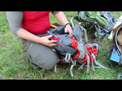 Экспедиционный рюкзак Nova Tour «Тибет 110». Видеообзор.