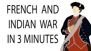 French and Indian War | 3 Minute History