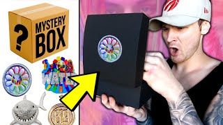 Unboxing The FIRST EVER 6IX9INE JEWELRY MYSTERY BOX!!!