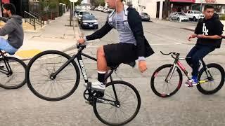 Fixed Gear X SE Bikes