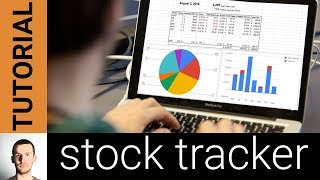 Create Your Own Stock Tracker: Beginner Google Sheets Tutorial