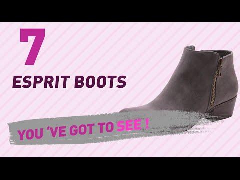 Esprit Boots // New & Popular 2017