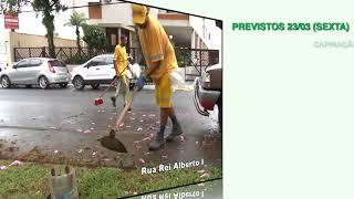 'Cuidando de Santos': veja os serviços realizados nesta quinta (22) e a agenda de sexta