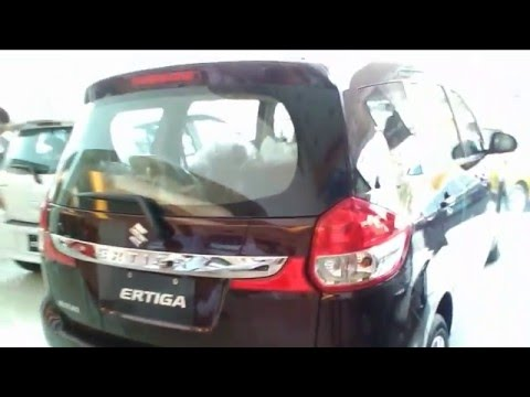 Suzuki Ertiga GL Automatic Review