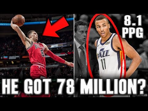 The 3 Most Overpaid Players Of The 2018 NBA Offseason