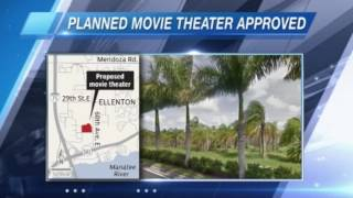 SNN: New Movie Theater Plans Approved