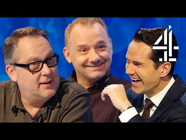 Bob Mortimer & Vic Reeves' FUNNIEST BITS on 8 Out of 10 Cats Does Countdown!