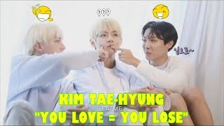 Don't Fall In Love With KIM TAEHYUNG (김태형 BTS) Challenge #2