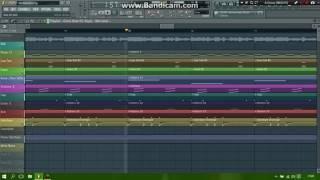 [FLP]   Nhanhado (WkMusic Remix) [Instrumental Remake]