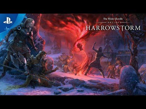 The Elder Scrolls Online: Harrowstorm – Gameplay Trailer | PS4