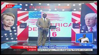 KTN Prime: federal reserve's keep interest rates unchanged as elections commence in the US, 8/11/16