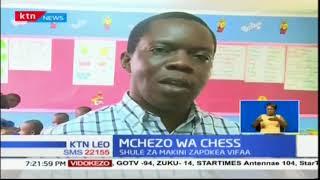 Zaidi ya wanafunzi 500 Makini wapokea vifaa vya mchezo wa chess