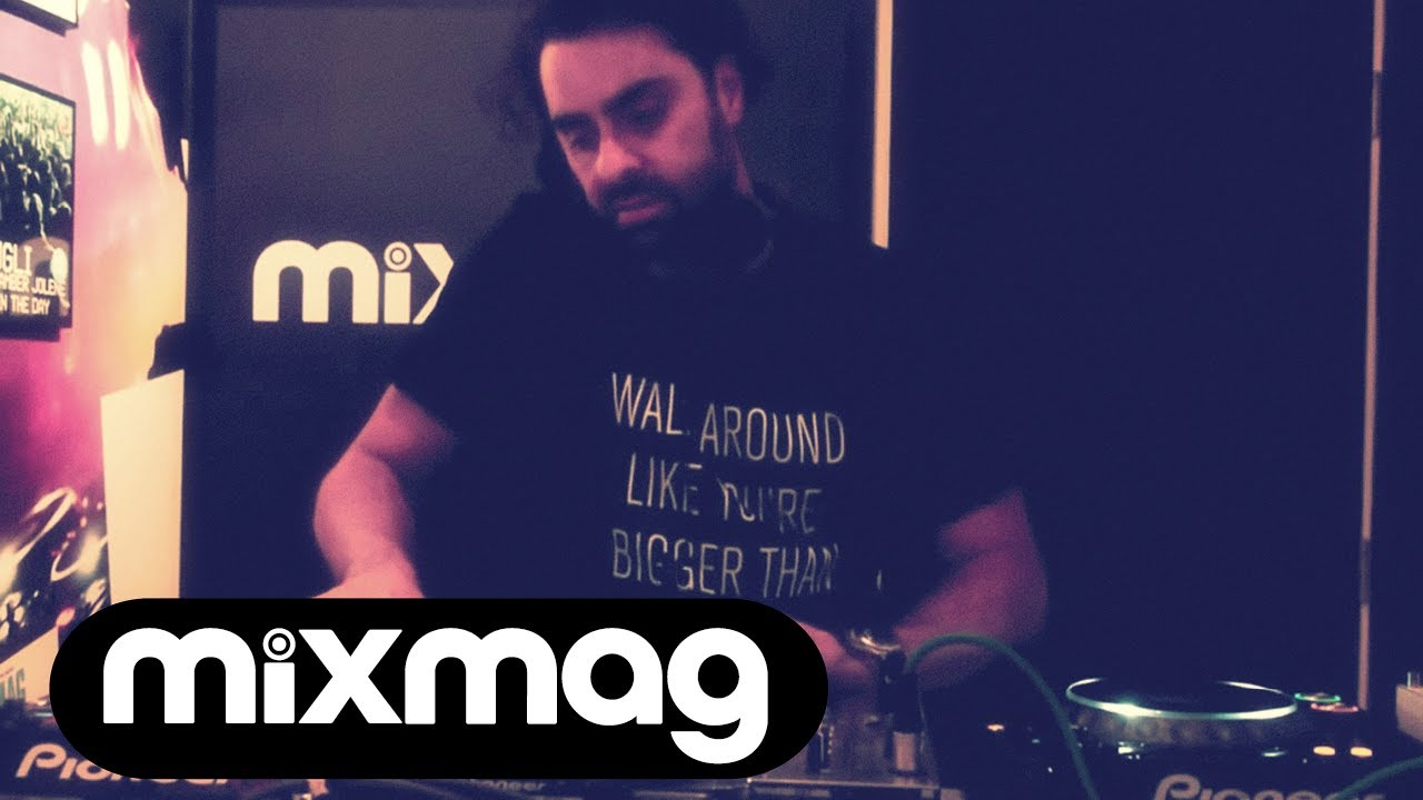Nick Curly, Yousef & Sam Divine - Live @ Mixmag Lab, Defected Takeover 2013