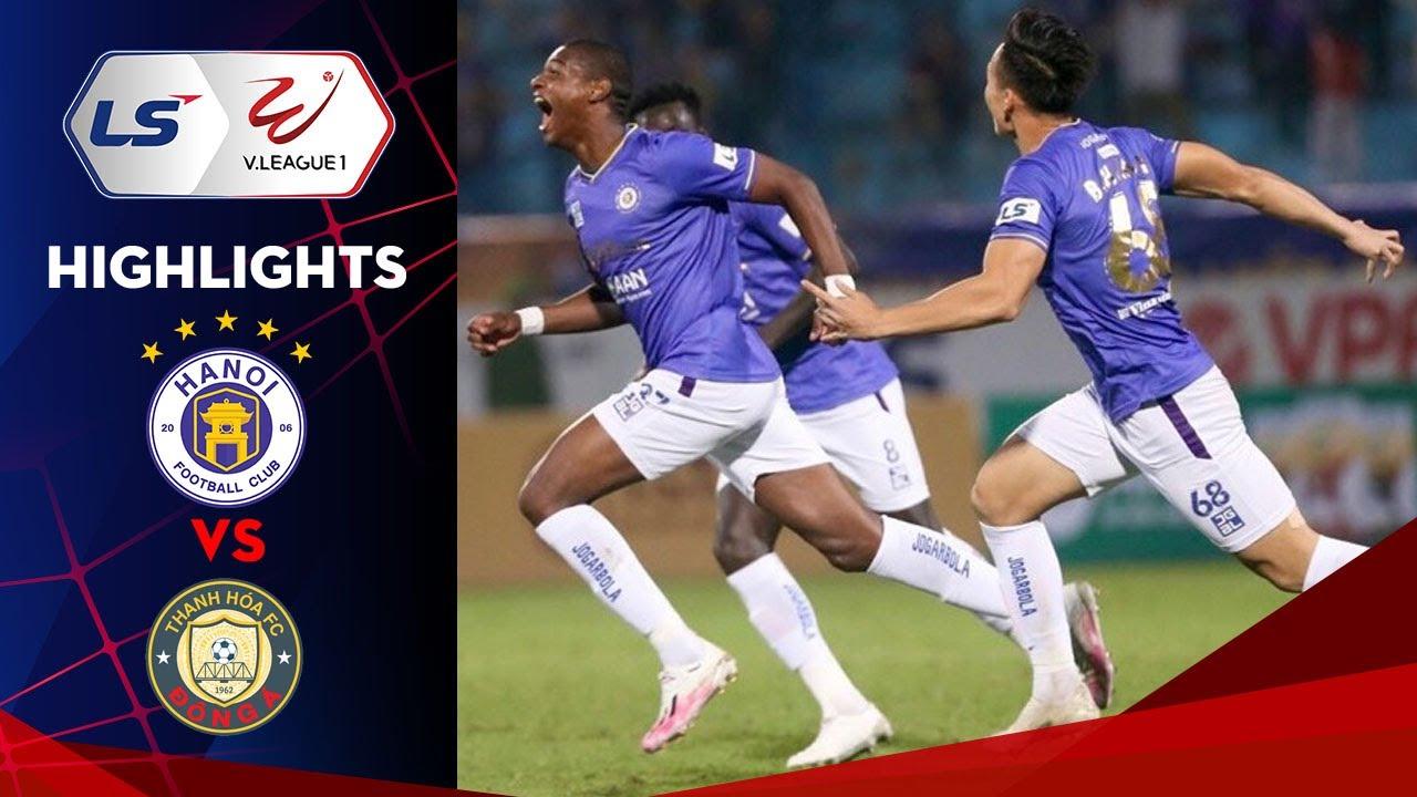 Highlights | Hà Nội – Đông Á Thanh Hóa | Bruno lập cú đúp giúp chủ nhà thắng trận thứ 2 liên tiếp!