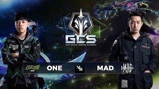 Mad Team vs One Team - Vòng Play-off 2 - GCS Mùa Xuân 2019