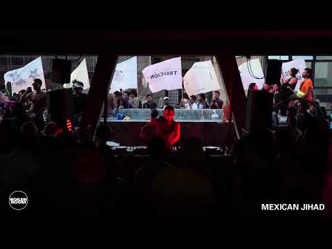 Mexican Jihad | Boiler Room Mexico City: Traición