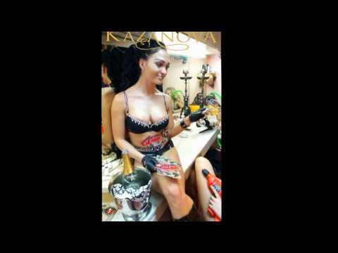 Lesbisches Hardcore-Sex-Video