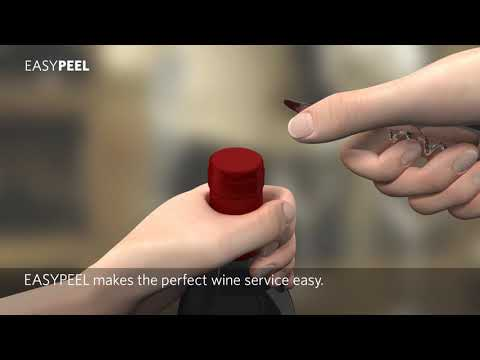 EASYPEEL | Innovative opening on capsules, by Amcor (English version)