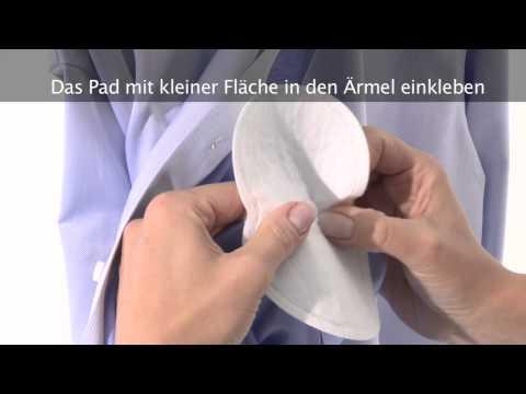 MYDRY - Achselpads: Ihr Schutz gegen Schweißflecken.