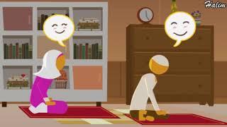 VIRGOUN   BUKTI (MUSLIM COUPLE VERSION)
