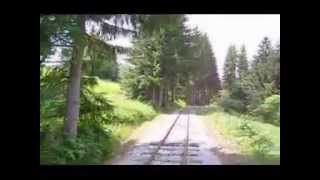 preview picture of video 'Oravská lesná železnica 2009 Orava logging railroad'