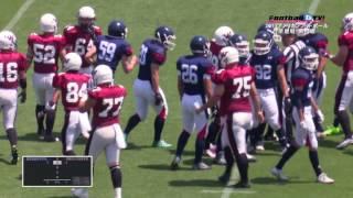 第65回早慶アメリカンフットボール対校戦アメフト早慶戦・高校戦