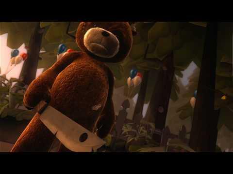 Видео № 0 из игры Naughty Bear (Б/У) [PS3]