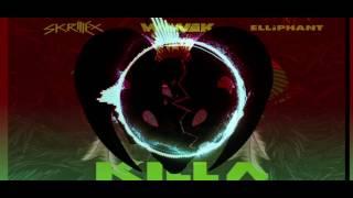 Wiwek & Skrillex - Killa ft. Elliphant (ARIUS REMIX)