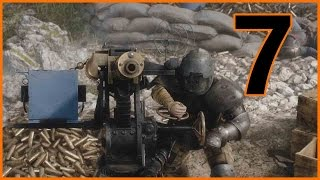 Battlefield 1 Walkthrough Part 7 - AVANTI SAVOIA!