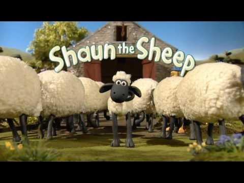 Ovečka Shaun - Shaun the sheep // 1. serie