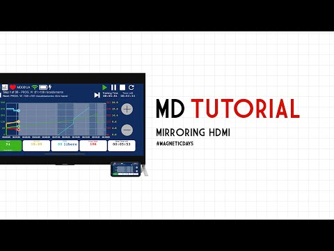 Tutorial MD – Mirroring HDMI