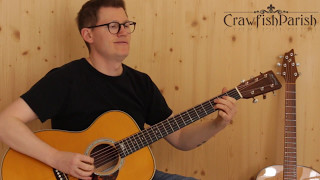 Norwegian Wood / The Beatles / Fingerstyle Cover