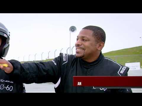 Lexus 0 to 60: Season 3 Key Makeup Artist. Celebrity Racing Competition Part 5