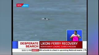 Shock as man attempts to swim across the Likoni Indian Ocean channel
