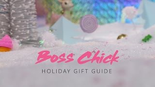 THE GIFT GUIDES | FOR THE BOSS CHICK