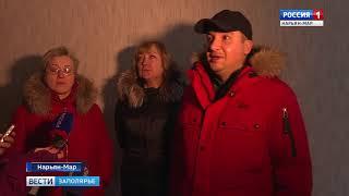 Глава региона недоволен качеством выполненных работ в доме №10 по ул. Сущинского
