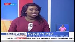 Je, mke/mume wako anaezarithi mali yako? |Nususi Ya Jinsia