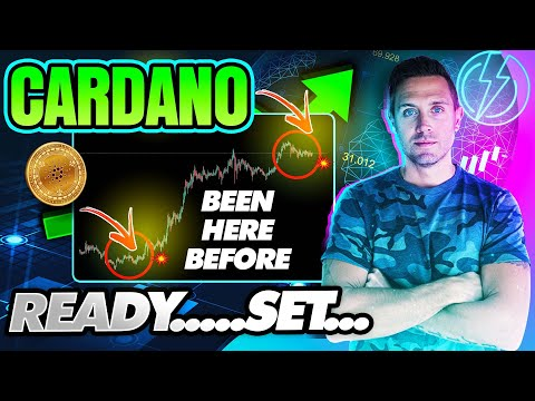 Cardano May Shock Everyone! Why To BE PREPARED For ADA.