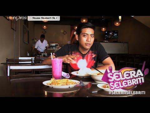 Video #SeleraSelebriti: @HaniffERA - Restoran Ipin.